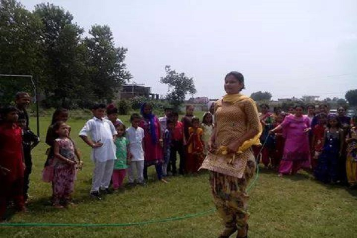 Lakshmi Devi Sahni School-Sports