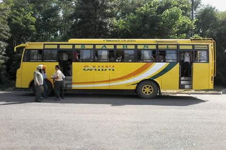 Lakshmi Devi Sahni School-Transport