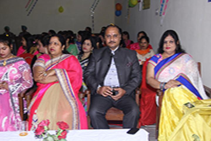 Lala Deep Chand Jain Public School-Staff
