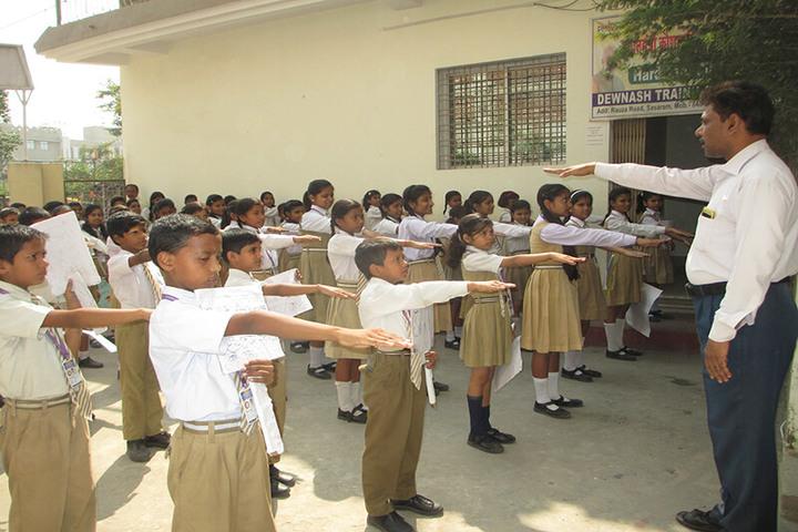 Ishwarchandra Vidyasagar Academy-Assembly