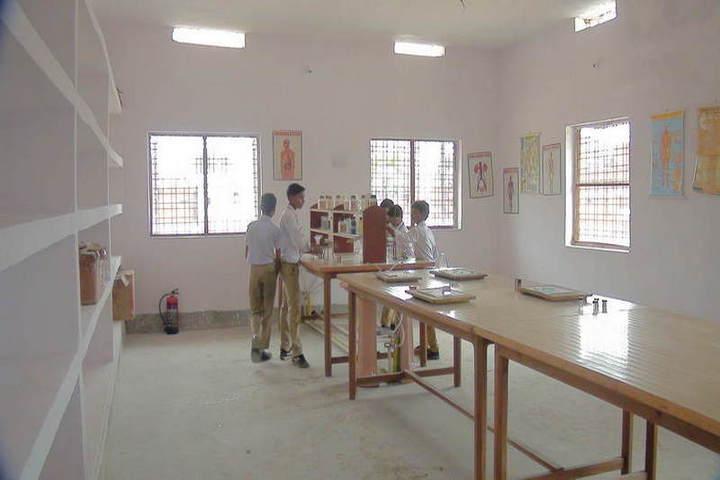Ishwarchandra Vidyasagar Academy-Chemistry Lab