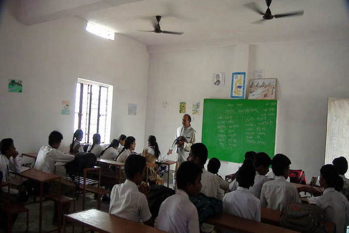 Ishwarchandra Vidyasagar Academy-Classroom