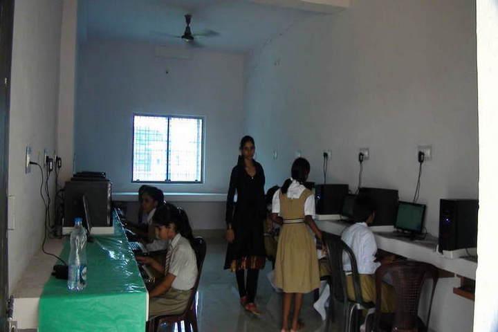 Ishwarchandra Vidyasagar Academy-Computer Lab