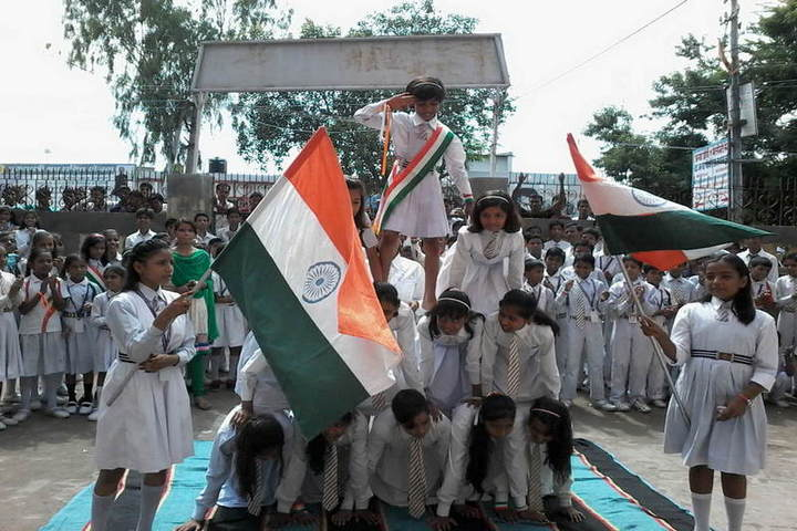 Ishwarchandra Vidyasagar Academy-Independence Day Celebrations