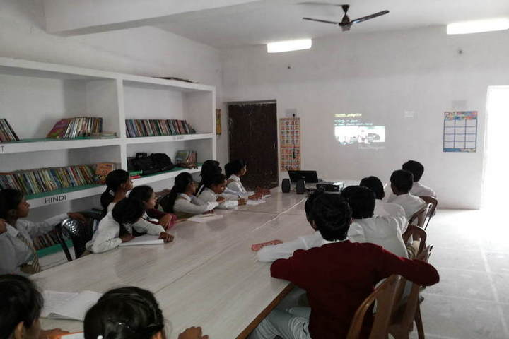 Ishwarchandra Vidyasagar Academy-Library