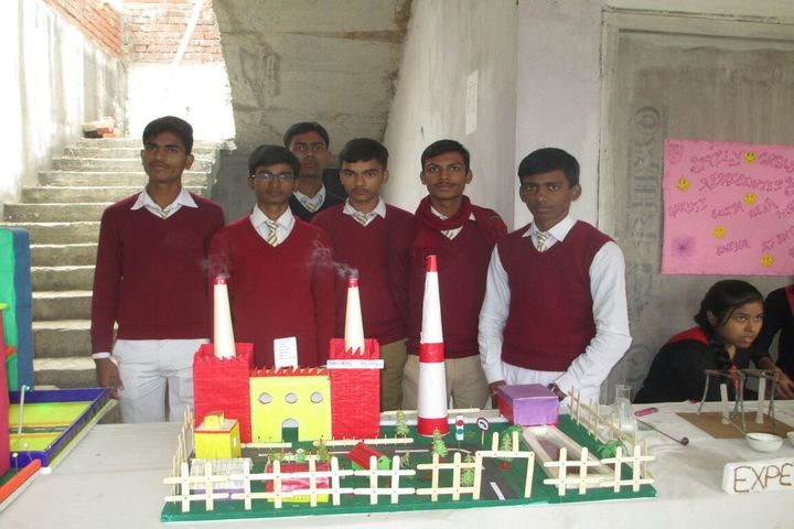 Ishwarchandra Vidyasagar Academy-Science Exhibition