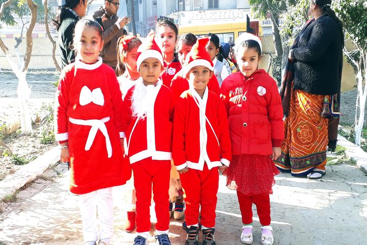 Lala Lajpat Rai International School-Christmas Day
