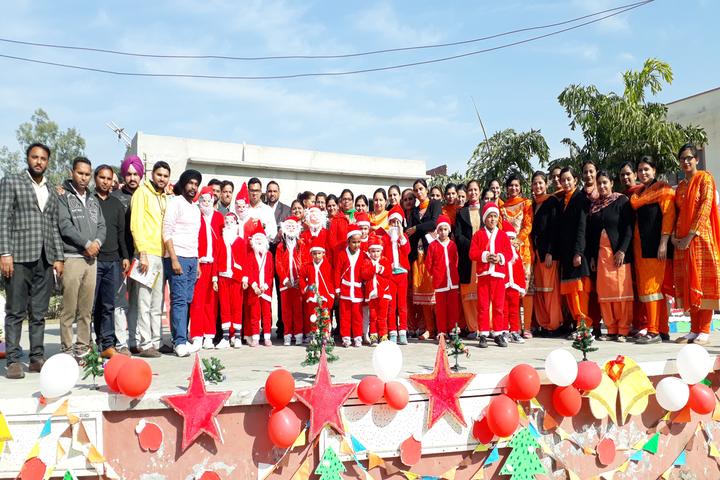 Lala Lajpat Rai International School-Christmas Celebrations