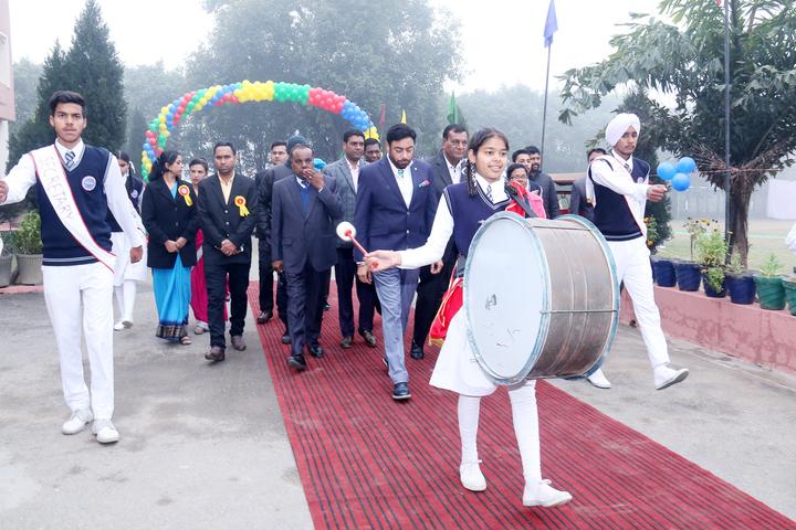 Lala Lajpat Rai International School-Guest