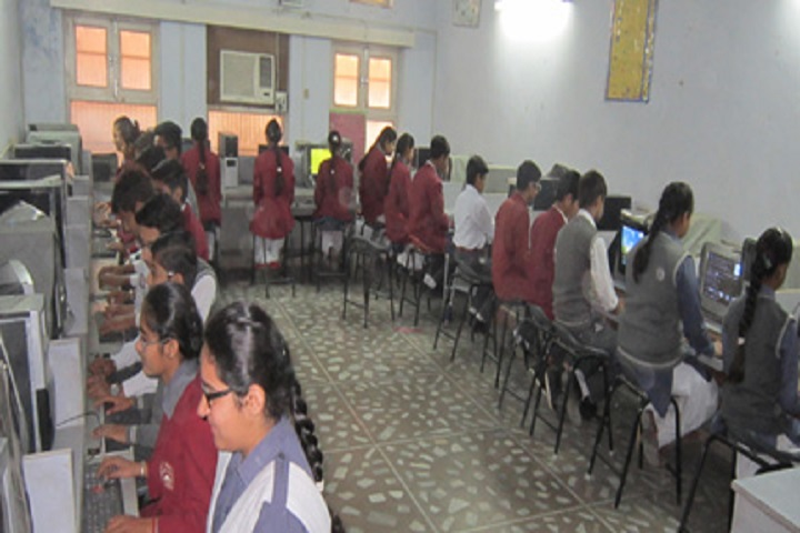 Lala Saran Dass Boota Ram Aggarwal Sarvhitkari Vidya Mandir-Computer Lab