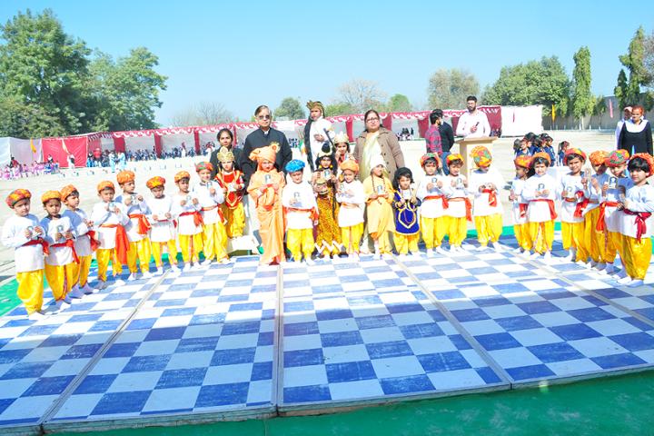 Lala Saran Dass Boota Ram Aggarwal Sarvhitkari Vidya Mandir-Cultural Fete