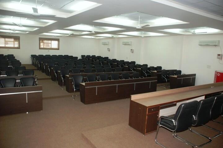 Late Ishar Das Gumber Dav Centenary Public School-Conference Hall