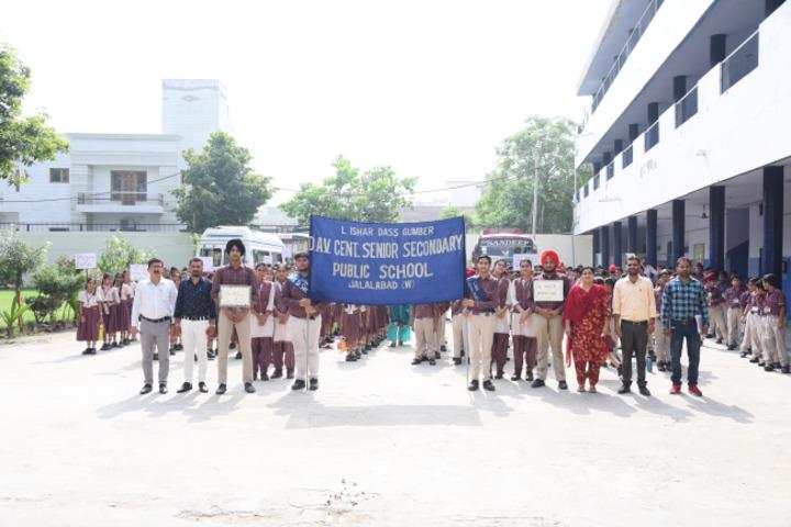 Late Ishar Das Gumber Dav Centenary Public School-Events