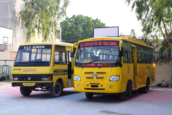 Late Ishar Das Gumber Dav Centenary Public School-Transport
