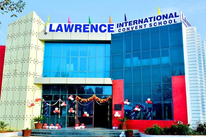 Lawrence International Convent School-Campus