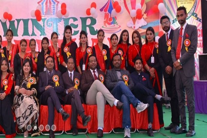 Lawrence International Convent School-Faculty