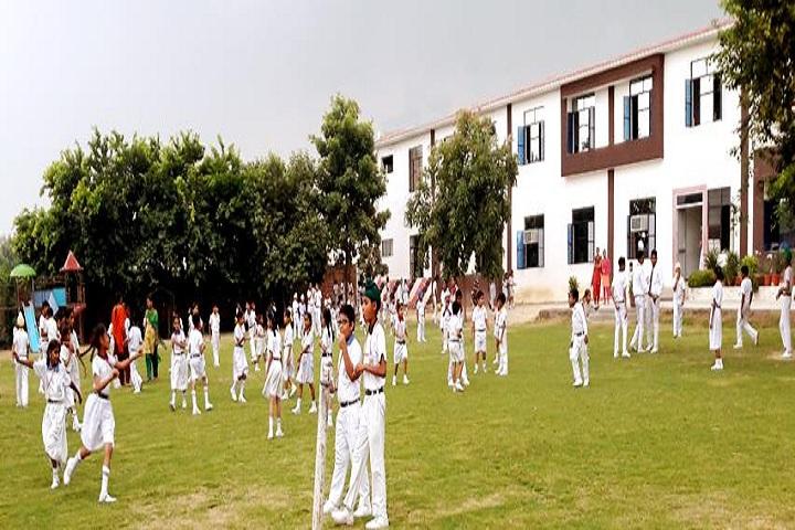 Lawrence International Convent School-Ground