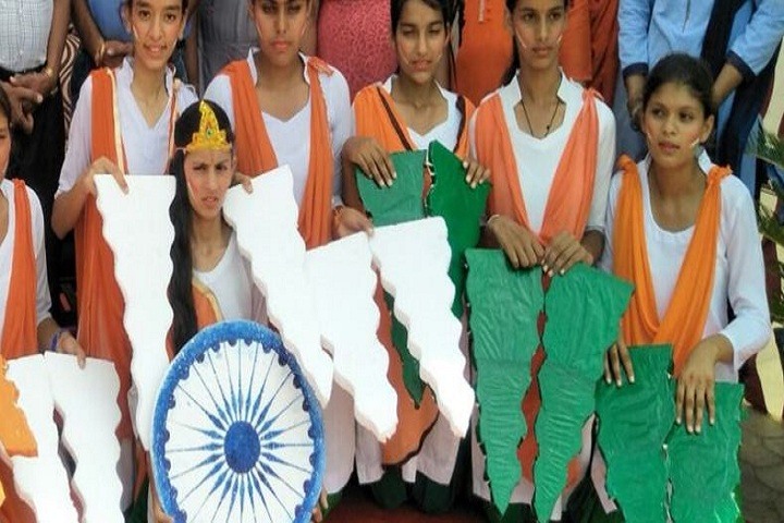 Lawrence International Convent School-Republic Day