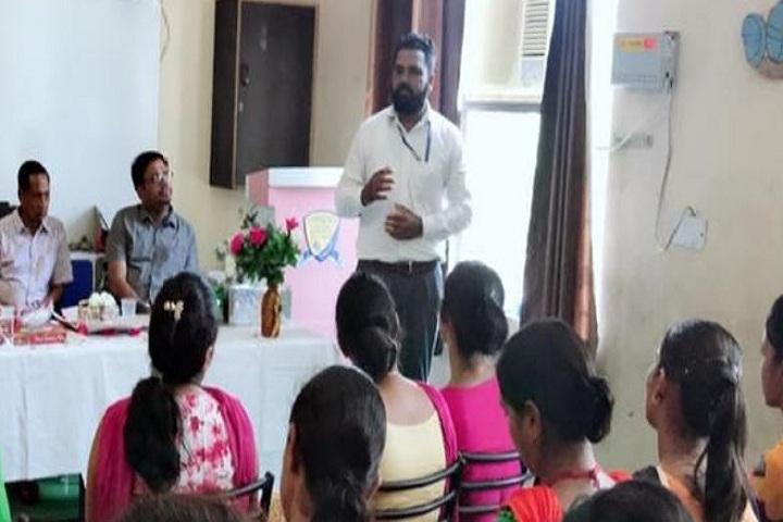 Lawrence International Convent School-Seminar