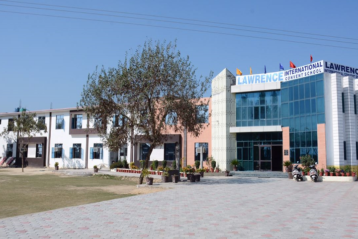 Lawrence International Convent School-Campus-View
