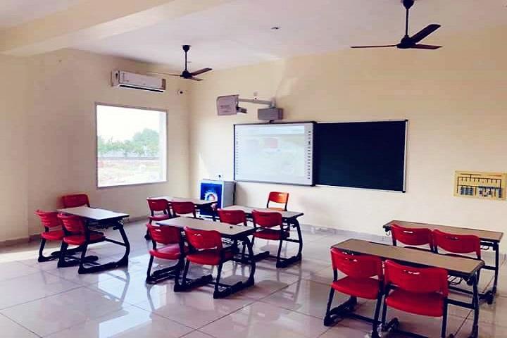Lawrence International Convent School-Classroom