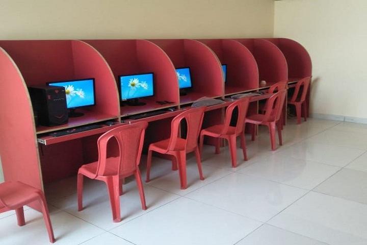 Lawrence International Convent School-IT-Lab