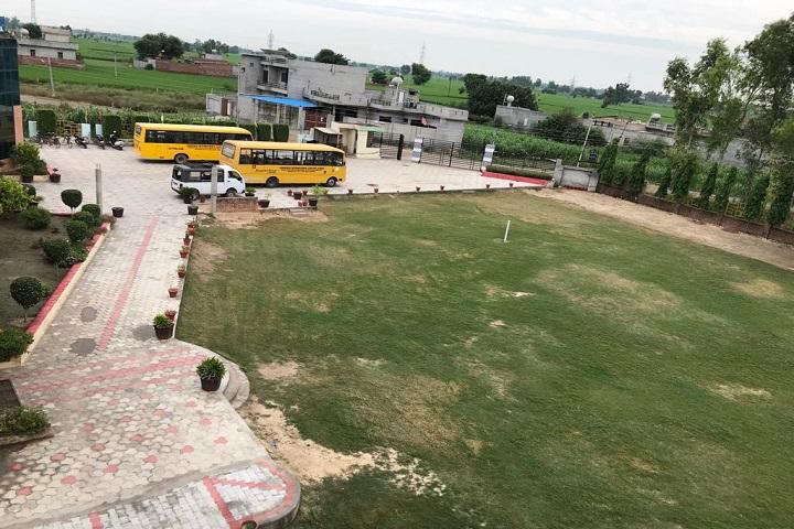 Lawrence International Convent School-Playground