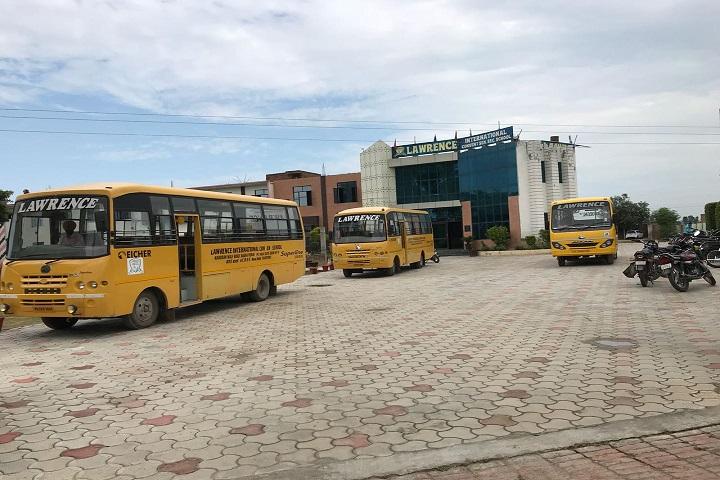Lawrence International Convent School-Transport