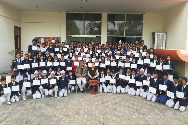 LDR Convent School-Achievements