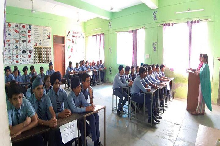 LDR Convent School-Class