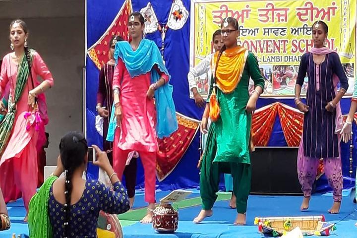 LDR Convent School-Dance