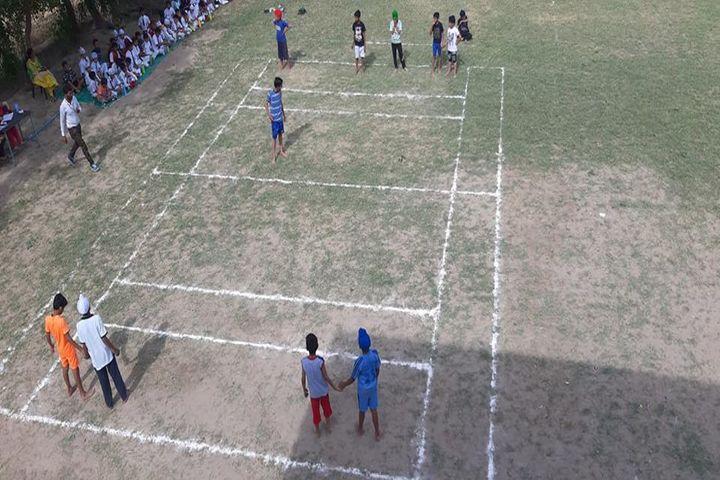LDR Convent School-Games