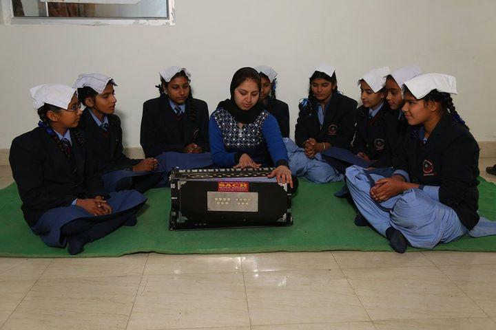 LDR Convent School-Music
