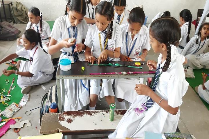 LDR Convent School-Rakhi Celebrations
