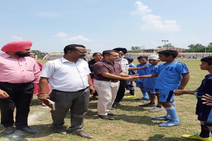 LDR Convent School-Sports Team
