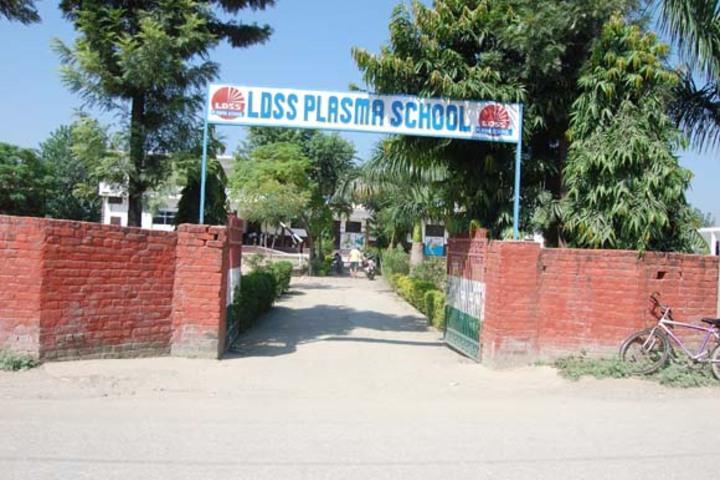 Ldss Plasma School-School Entrance