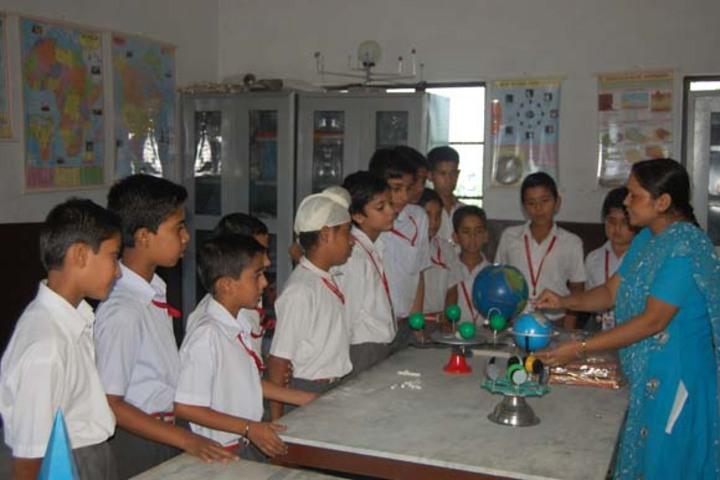 Ldss Plasma School-Science-Lab