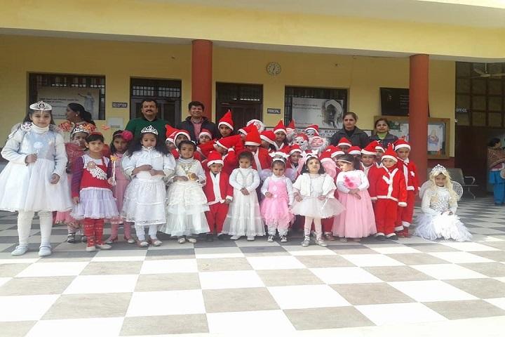 Ldss Plasma School-Christmas Celebration