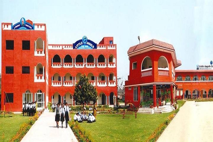 Little Angel Co-ED School-Campus