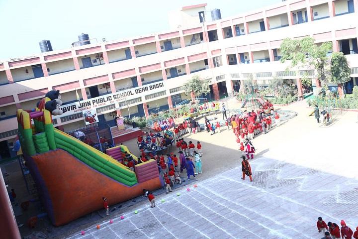 Lord Mahavir Jain Public Senior Secondary School-Games