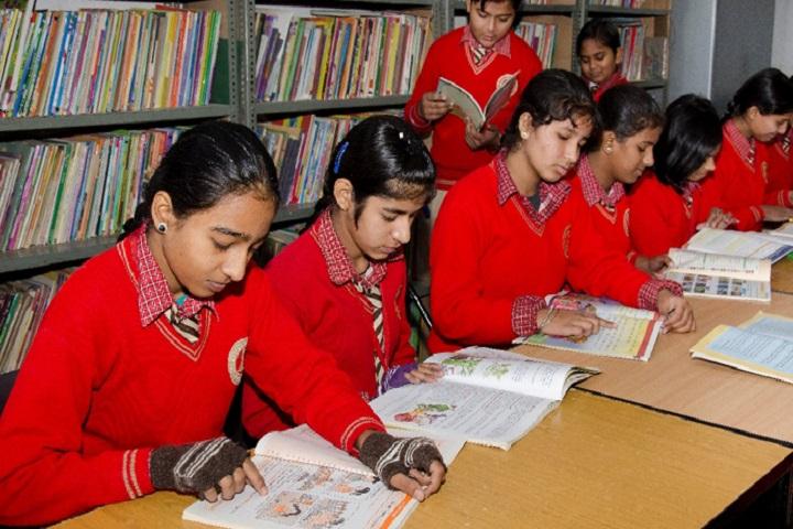 Lord Mahavir Jain Public Senior Secondary School-Library