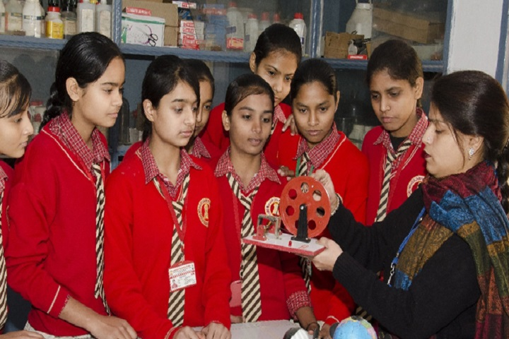 Lord Mahavir Jain Public Senior Secondary School-Science-Lab