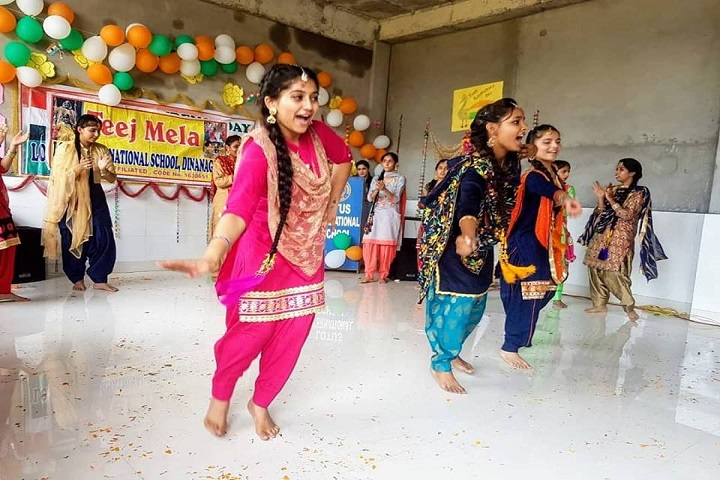 Lotus International School-Dance