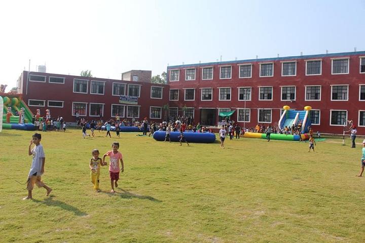 Lotus Valley Senior School-Ground