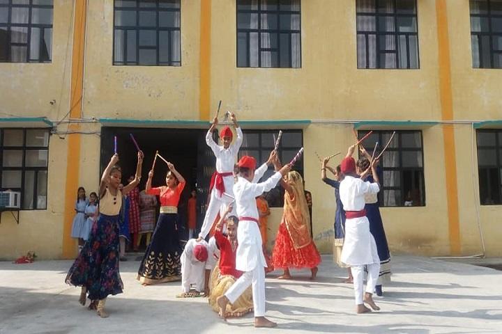 Lotus Valley Senior School-Dance