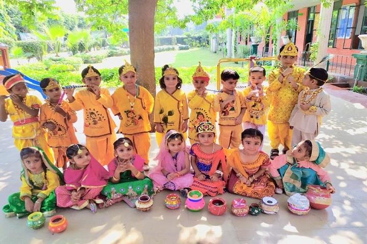 Luv Dale Senior School-Festivals