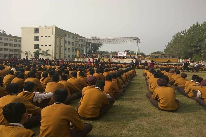 MR Citi Public School-Assembly