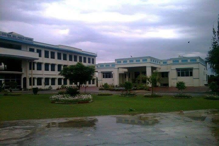 MR Citi Public School-Campus-View