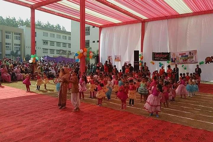 MR Citi Public School-Dance