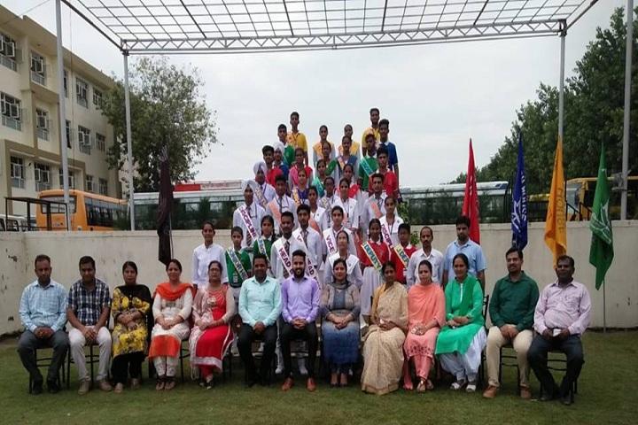 MR Citi Public School-Students